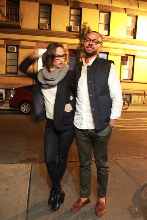 Josh and Katja