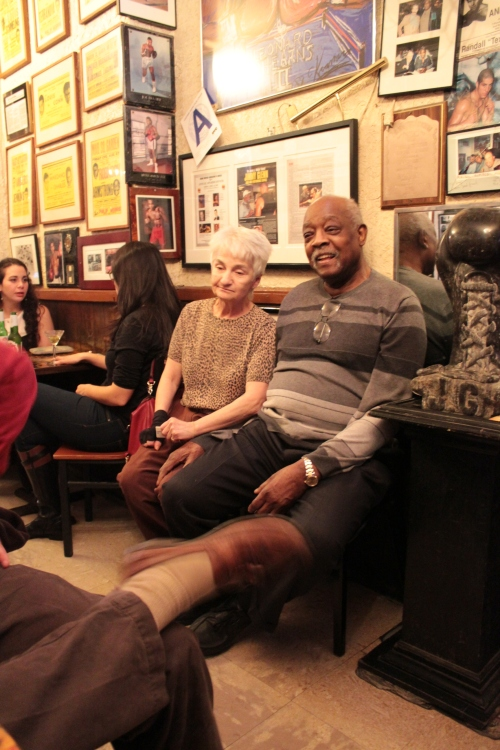 Muhammad Ali's Trainer Jimmy Glenn and Amazing Wife Swannie